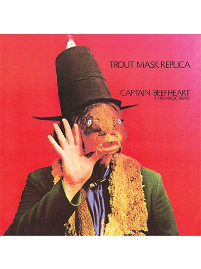 Trout Mask Replica CD